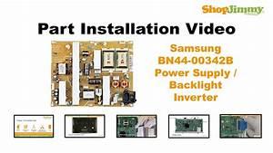 Samsung Tv Ln55 Repair Bn44