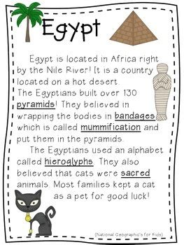 egypt writing math   tpt