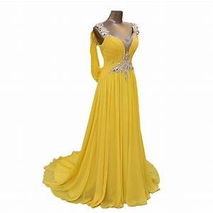 charming yellow chiffon bridesmaid dresses 2017 cheap maid With wedding party dresses 2017