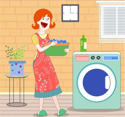 business woman cartoon  vector