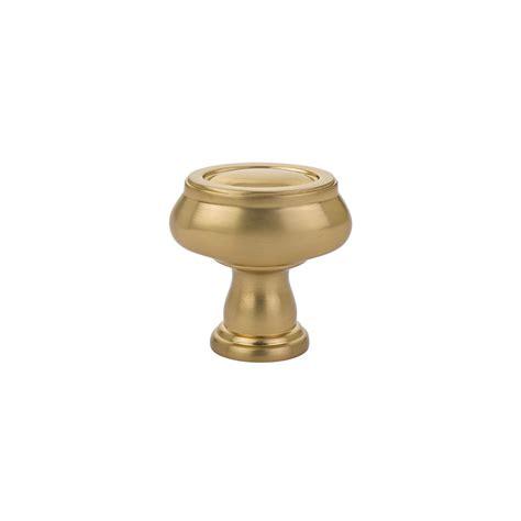 Emtek Chrome Cabinet Knobs by Brass Geometric Oval Cabinet Knob American Designer