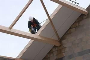 Panneaux de toiture isolants Trilatte HPU