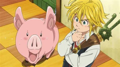 Seven Deadly Sins Has A Groping Problem Cultured Vultures
