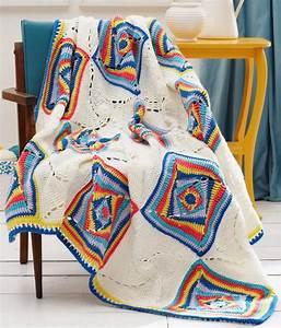 Ergahandmade  Crochet Blanket   Diagram   Video