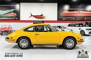 1968 Porsche 912  Original Signal Yellow  Rebuilt Engine