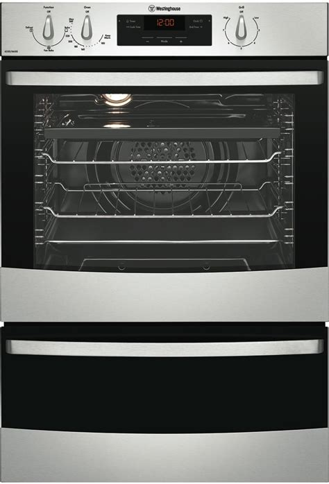 westinghouse wvgs gas wall oven appliances