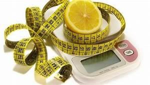 Похудеть за неделю с помощью лимона