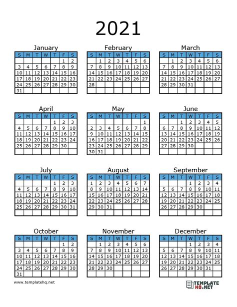 View Calendars 2021 Calendar Printable  Pictures