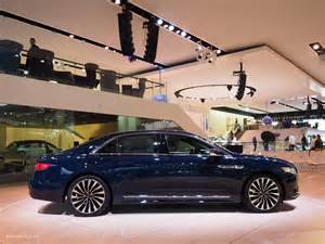 Review Lincoln Continental 2016 2017 - 2018 Best Cars
