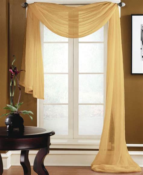Kitchen Scarf Valance by Best 25 Scarf Valance Ideas On Window Scarf