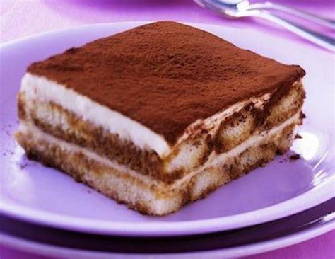 cuisiner le mascarpone tiramisu au chocolat sans café desserts mascarpone biscuits et tiramisu