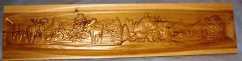 montana wood carving fine custom carved wood