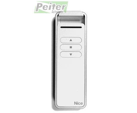 Channel Nice Era Remote Control For Awnings Roller