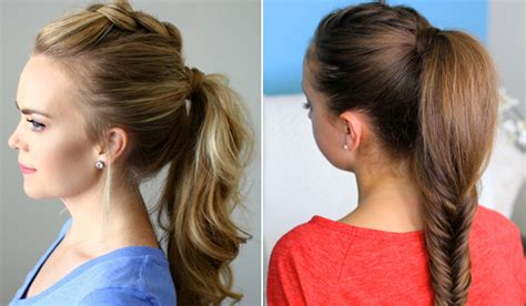 Hairstyles For College by 50 Simple And Stylish Hairstyles For College