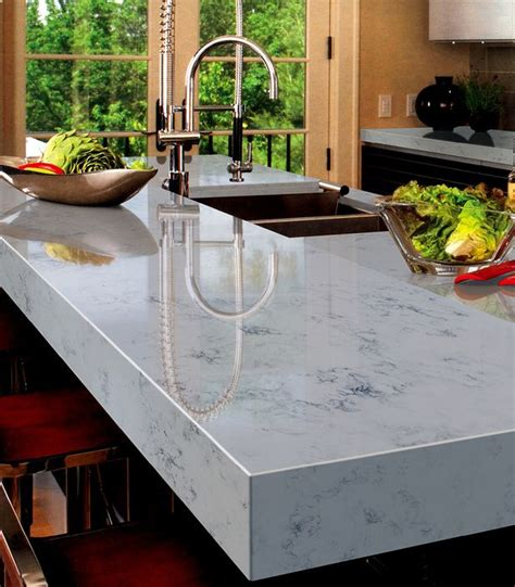 carrara quartz worktops carrara quartz kitchen