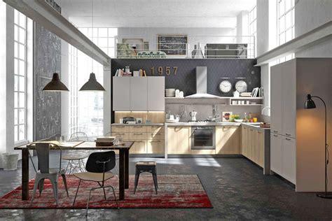 cuisine loft industriel cuisine style design industriel idéal pour loft ou grande
