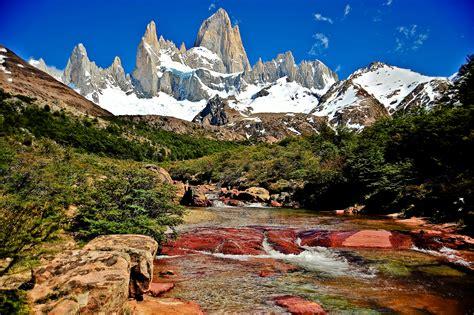 Mount Fitz Roy Patagonia Argentina ©