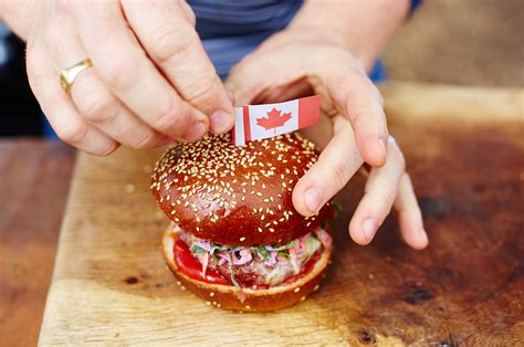 what to eat on canada day jamie oliver features