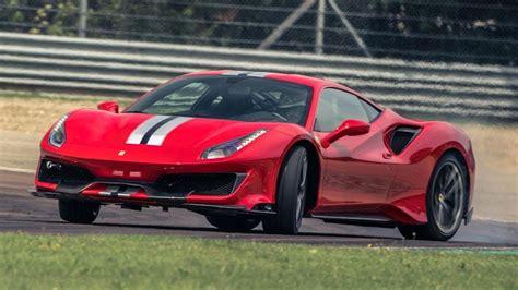 ferrari  pista chris harris drives top gear