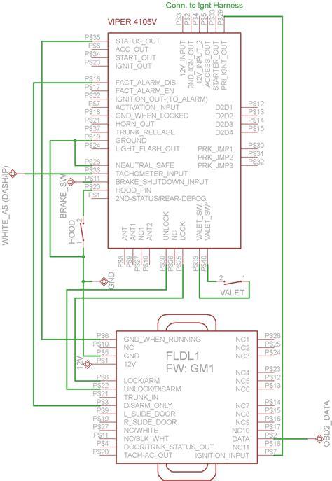 Viper Remote Start Install Chevy Gmc Duramax Diesel
