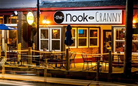pin by nook and cranny nook cranny brew pub taste of nova scotia