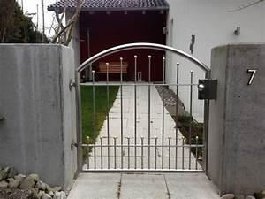 Gartentor Edelstahl Modern : schlosserei metallbau kohlhaas tore aus edelstahl ~ Orissabook.com Haus und Dekorationen