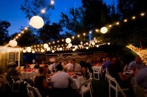 what s the best way to light up your venue triad dj events