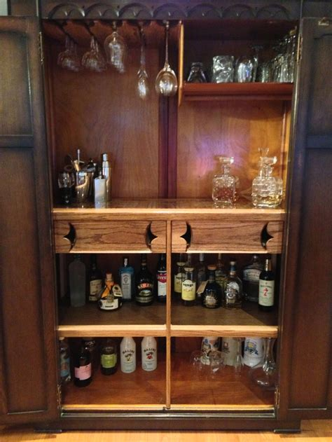 Armoire Bar Ideas 17 Best Images About Armoire Bar Ideas On