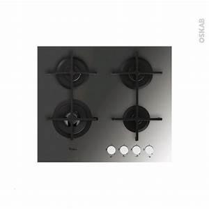 Plaque De Cuisson Whirlpool : plaque de cuisson 4 feux gaz 60 cm verre miroir whirlpool ~ Melissatoandfro.com Idées de Décoration