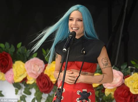 Halsey Admits She Is Impressed By Sia's Gym-honed Physique