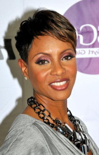 inspirations  short haircuts  black women