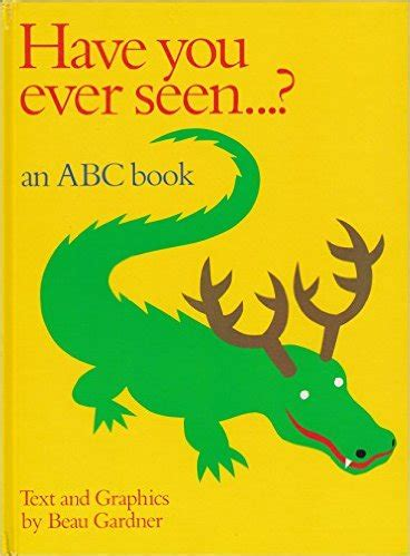 Have You Ever Seen...? An Alphabet Book with FREE Template ...