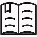 Icon Open Encyclopedia Literature Guide Icons Editor