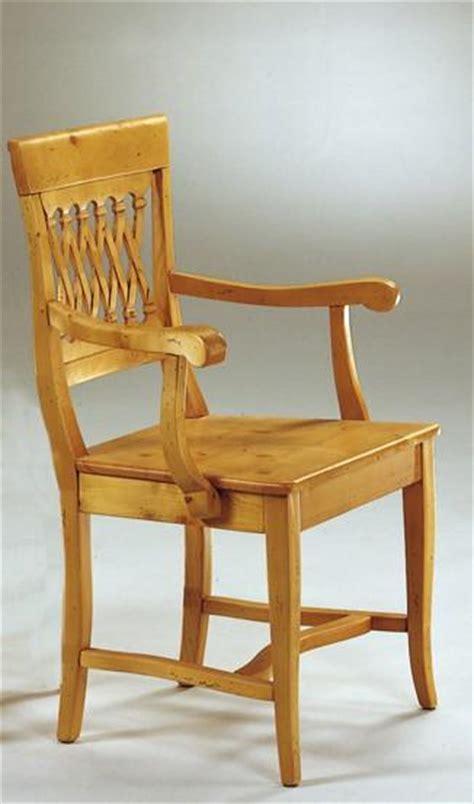 armlehnstuhl kramsach stuhl mit armlehne fichte massiv