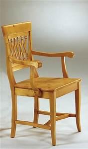 Stuhl Mit Armlehne : armlehnstuhl kramsach stuhl mit armlehne fichte massiv lackiert ~ Watch28wear.com Haus und Dekorationen