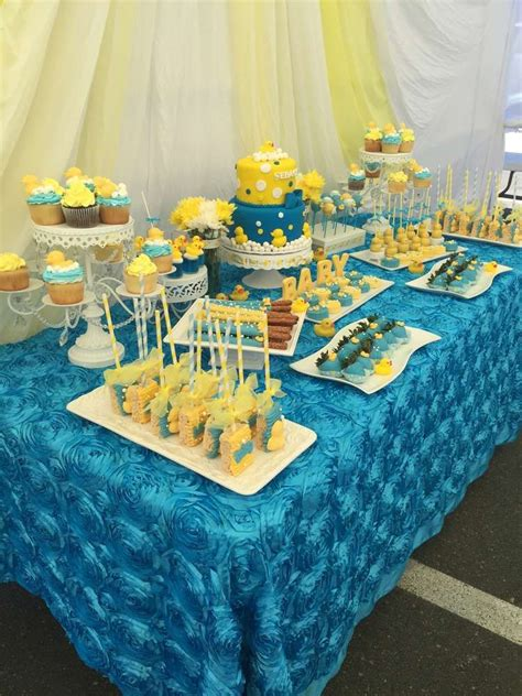 baby shower decorations rubber duckies baby shower ideas rubber duck