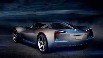 Corvette Stingray Cars Concept Wallpapers Sports Future
