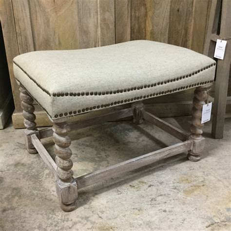 Small Upholstered Storage Bench by Small Bench With Upholstered Seat Nadeau Miami