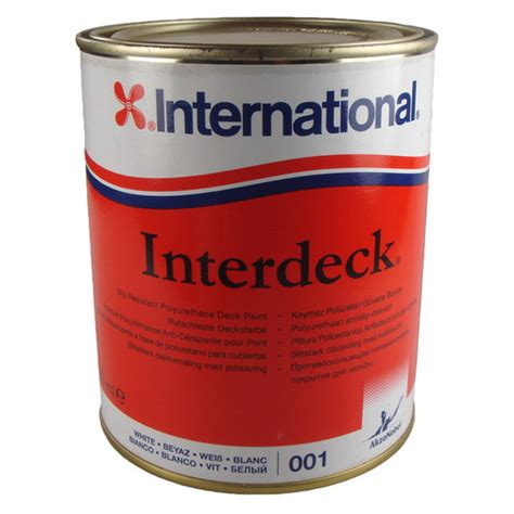 international interdeck deck paint ml sheridan marine