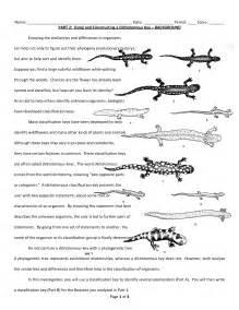 13 Best Images of Dichotomous Key Worksheets - Leaf