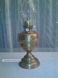 Petroleumlampe Antik Jugendstil : antik petroleumlampe llampe messing tischlampe ~ Pilothousefishingboats.com Haus und Dekorationen