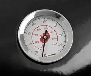 Kugelgrill Mit Thermometer : landmann black pearl holzkohle kugelgrill test dezember 2016 ~ Michelbontemps.com Haus und Dekorationen