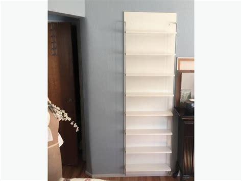 Wall Mounted Bookcase Ikea by Ikea Large Wall Mounted Bookshelf Shelving Unit