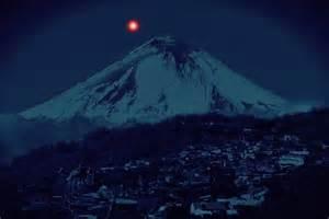 Mexico Volcanoes Popocatepetl