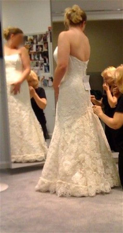 28 Best Images About Wedding Dress Bustle On Pinterest