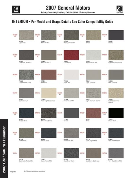 sherwin williams paint color codes gm color codes gm paint codes by year images