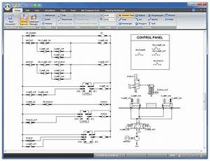Plc Program Ladder Diagram