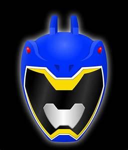 Kyoryu Blue Helmet by Yurtigo on DeviantArt