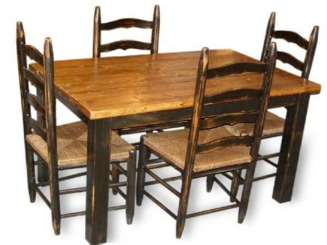 images of tables and chairs distressed farmhouse table