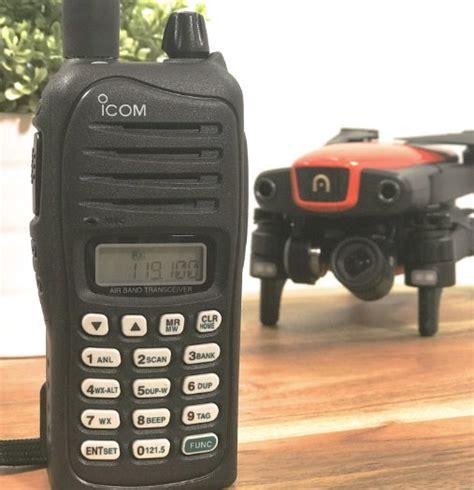 icom  vhf aviation radio giveaway